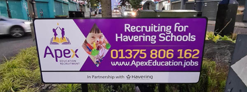 SEND recruitment campaign increases exposure in Havering